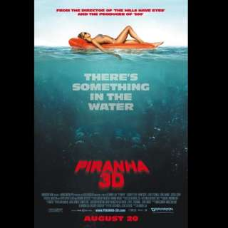 [Rent-A-Movie] PIRANHA (2010)