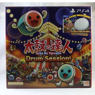 Taiko No Tatsujin Session de Dodon ga Don! (Taiko Controller Bundle Set)