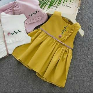 floral dress korea