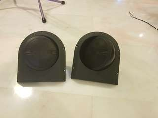 BMB 3 inch Tweeter .  can swivel 45degree left and righr