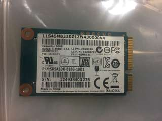 16gb SSD Laptop