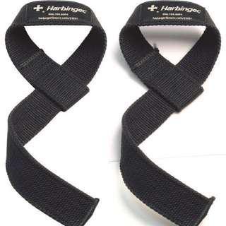 🚚 Cotton Lifting Straps (1 Pair) - Harbinger