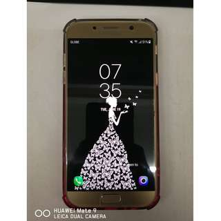 SAMSUNG GALAXY A7(2017) For Sale (Negotiable)