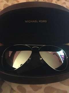 Michael kors mirrored aviators