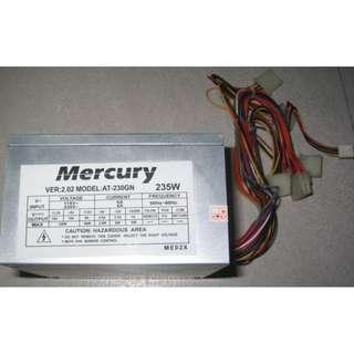 Computer power supply ATX 235W PSU