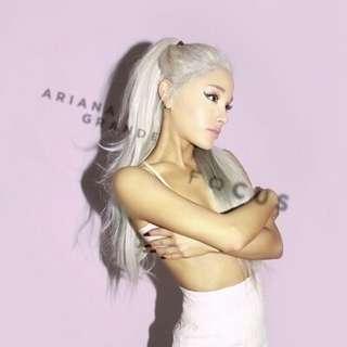Ariana Grande Focus Deluxe Edition Japan CD single Sealed UICU 9081