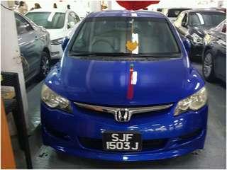 Honda Civic 1.6 Auto VTi