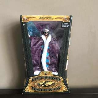 Macho Man Randy Savage WWE Defining Moments Action Figure Toy