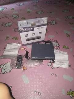 Fukuda DVD player