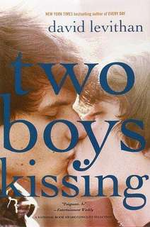 Two Boys Kissing (EBOOK)