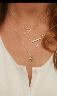 Fashion Layer necklace