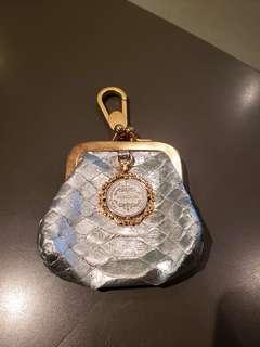 Dolce & Gabbana mini coins bag with keychain