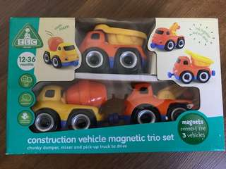 ELC Construction Magnetic Trio