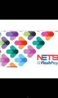 🚚 Preloaded Nets flashpay cards!!