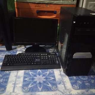 intel core2quad q8200 desktop set