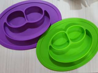 Suction placemat + plate