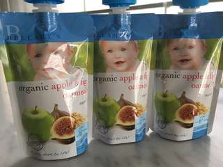 Bellamy's Baby Food Pouch