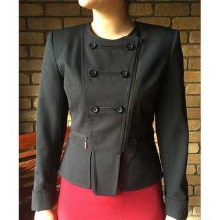 CUE Jacket size 8