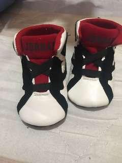 Jordan baby shoes soft soles