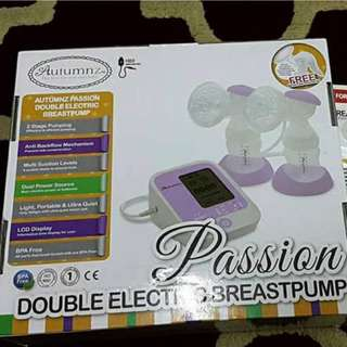 Autumnz Passion double breast pump