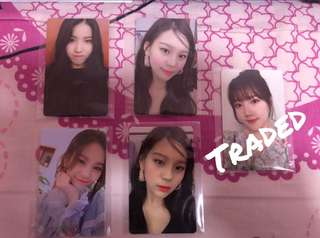 [TRADE] GFRIEND TIME FOR THE MOON NIGHT