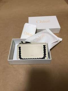 Chloe card holder