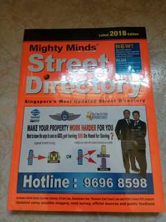 Latest Street Directory 2018