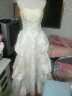 🚚 二手白紗禮服