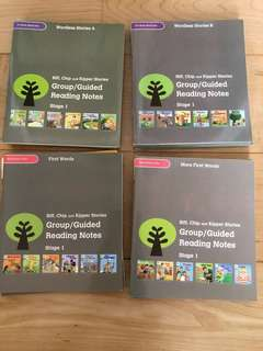 Oxford reading tree stage 1 and 2