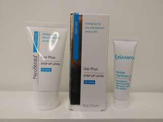 NeoStrata Gel Plus + Exuviance Purifying Clay Masque