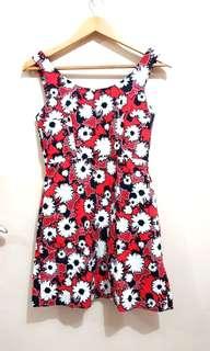 Mini Dress ZARA Original Preloved