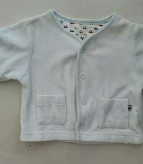 jaket mothercare cars last stock