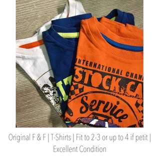 F&F T-Shirt for kids