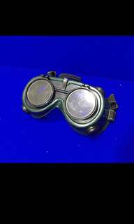 Vintage Collectable: Motorcycle Goggles
