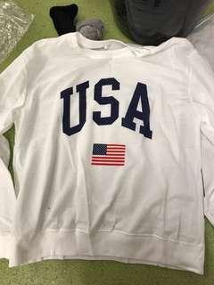 Women USA sweatshirt size s