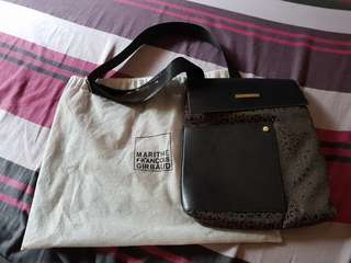 Marithe Francois Girbaud 2 Bags (Black Sold)