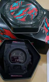 Gshock limited edition exclusive casio gshock dbs live fresh unisex authentic mechanical automatic watch timepiece