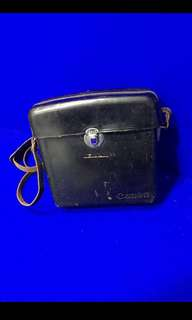 Vintage Collectable: Carrying Case for CANON C-8 Grip
