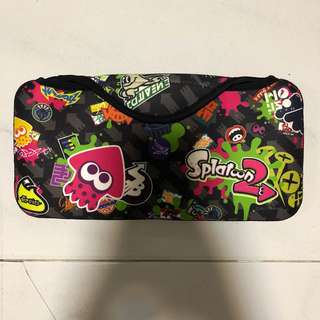 Nintendo Switch Splatoon Soft Case Sleeve Cover