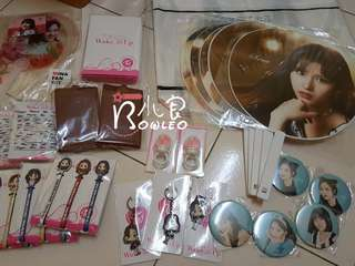 Stocks arrived for TWICE WAKE ME UP GOODS