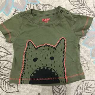 Cotton On baby boy clothes