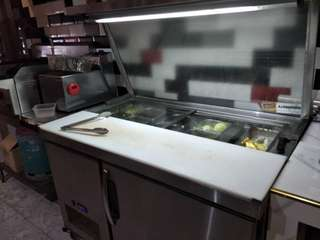 Refrigerator chiller