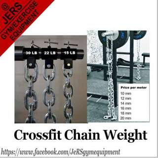 Crossfit Weight Chain