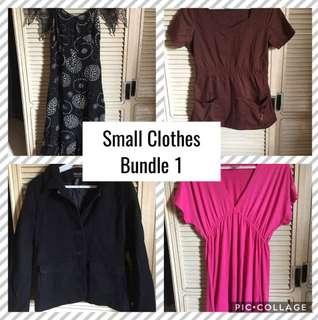 Small Clothes Bundle