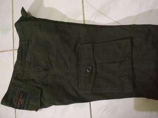 Celana cargo pants