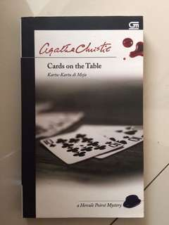 Agatha Christie - Cards on the Table