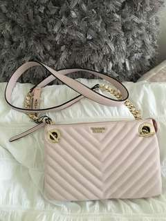 Victoria's Secret clutch with strap