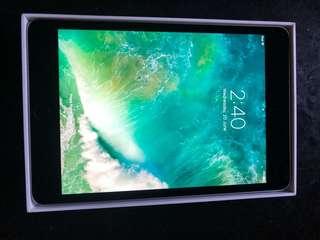 iPad Mini 4 128gig Wifi Space Grey