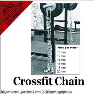 Crossfit Chain