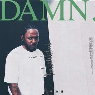 Kendrick Lamar GA REAR tickets, PERTH ARENA